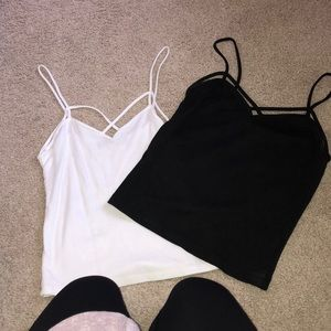 Bundle of two tank tops!!